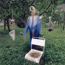 Pio Tarantini, I sassi appesi, Iselle, 1988
