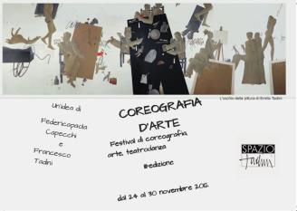 COREOGRAFIA D'ARTE 2012 TERZA EDIZIONE