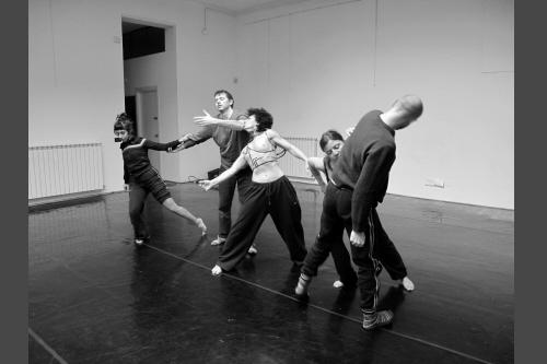 Coreografia D'Arte 2012,OpificioTrame prove, Francesca Magro
