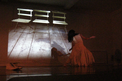 Coreografia D'Arte 2012,Silvia Alfei, Elia Secci, Sara Scalas