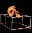Lorenzo Meid, La Gabbia, Spazio corpo e potere